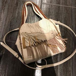 Handbags - Just a cute bag , suedian leather
